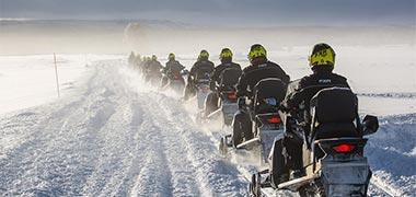 Rutas polares: Boreales y australes