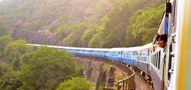Viajes en tren de lujo