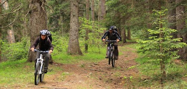 Bulgaria en Mountain Bike