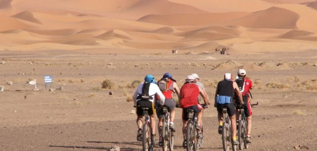 Marruecos, en Mountain Bike