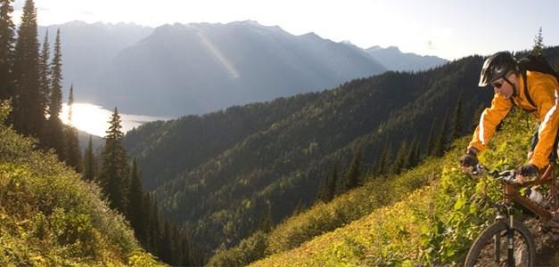 Canadá, Las Rocosas en Mountain Bike