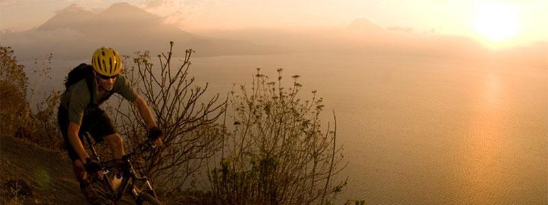 Guatemala, Ruta Maya en Mountain Bike