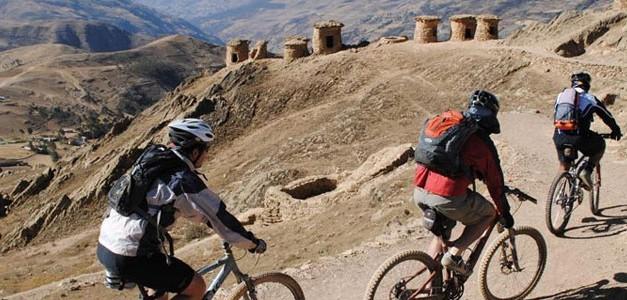 Perú, Ruta Inca en Mountain Bike