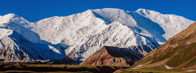 Kirguistán, Ascensión al Pico Lenin